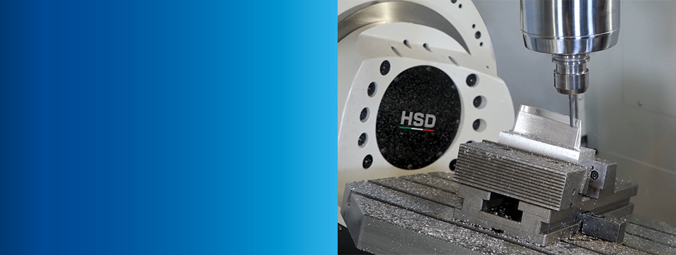 HSD & FAGIMA: <br>5 Axis Made in Italy