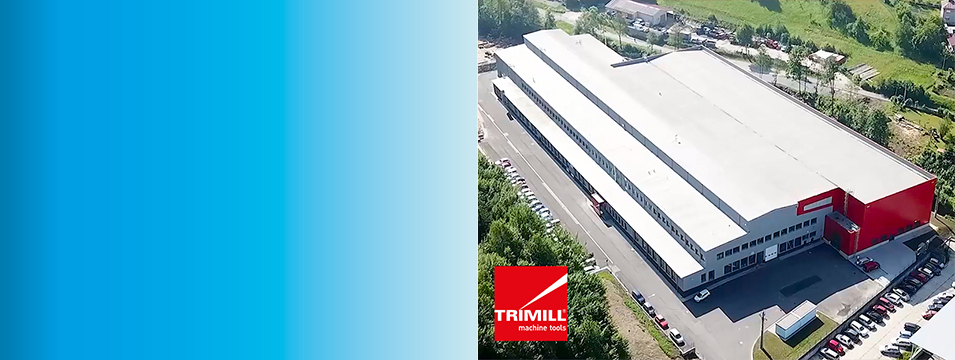 TRIMILL & HSD 5 Axis solutions for <br>Die & Mold, Automotive and Aerospace Industries